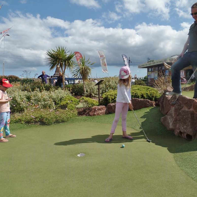 Family fun in the heart of Devon�s South Coast